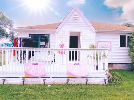 The Rosé Beach House