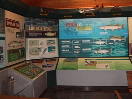 Whiteshell Fish Hatchery