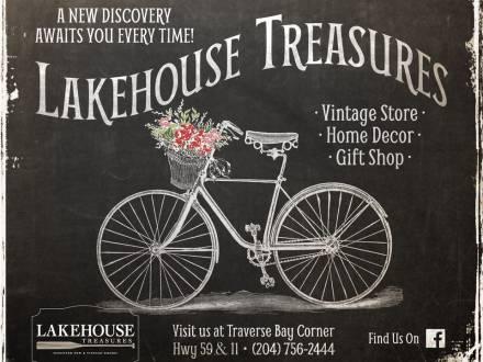 Lakehouse Treasures