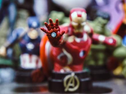 Comic Books & Action Figures