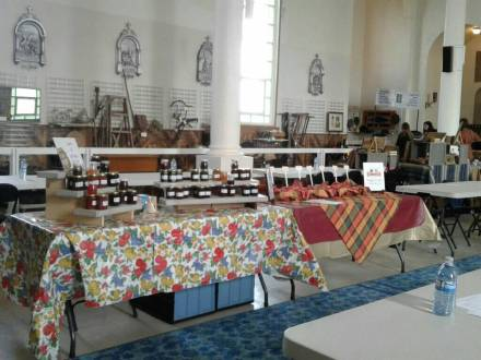 Dawson Trail Museum Farmers' Market