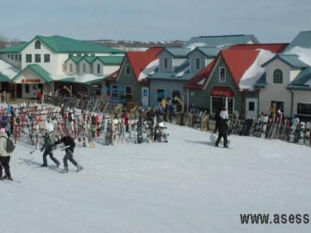 Asessippi Ski Area and Resort