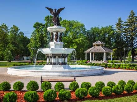 Bethel Park Fountain