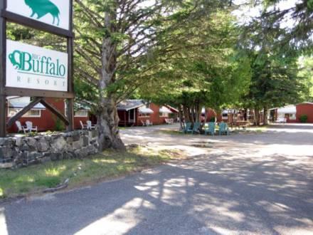 Bubbs Big Buffalo Resort