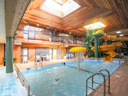 Splasher's Indoor Pool and Waterslide