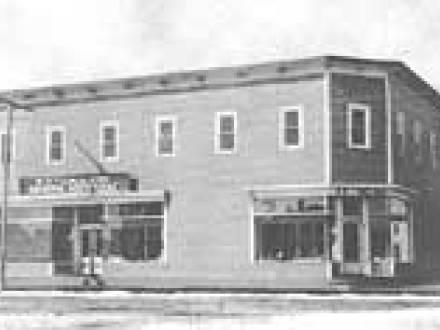 H.P. Tergesen & Sons Store