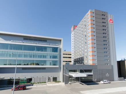 Canad Inns Destination Centre Health Sciences Centre