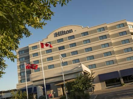 Welcome to Hilton Winnipeg
