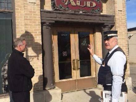 Historical Walking Tours of Virden