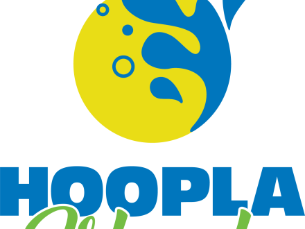 Hoopla Island Logo