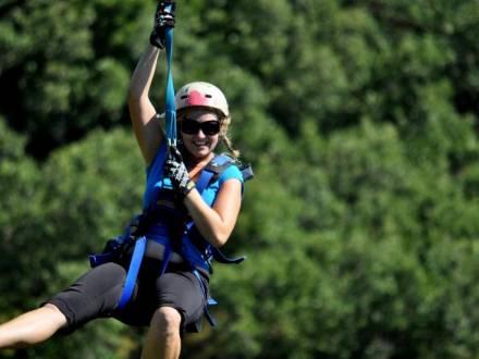 Hy-Wire Ziplines Adventures