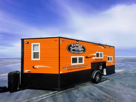 2019 Kannuk Outfitters Ice Castle