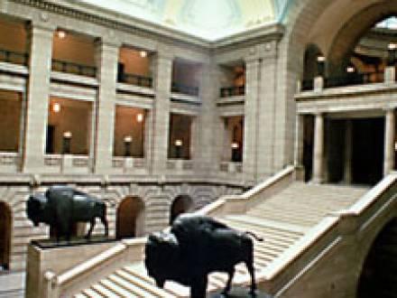 Manitoba Legislative Assembly Visitor Tour Program - Legislative Building Guided Tours