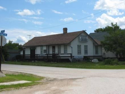 Moosehorn Heritage Museum Inc