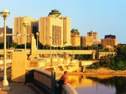O Tours Winnipeg City Tour