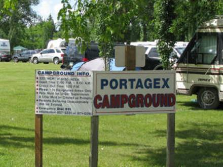 Portage Industrial Exhibition Campground
