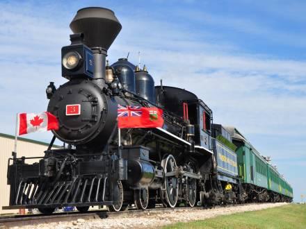 Prairie Dog Central Railway