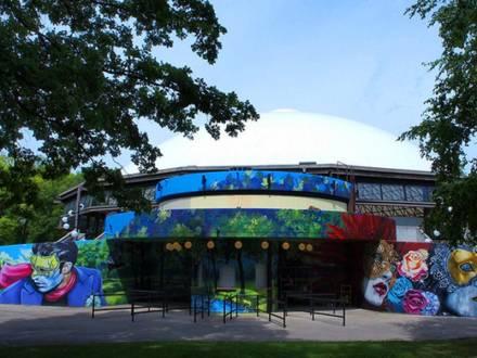 Rainbow Stage_Building