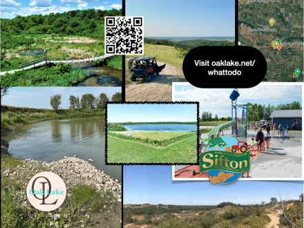Visit Oak Lake