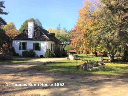 Thomas Bunn House 1862