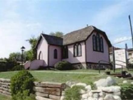 The Plum - 1883 Souris Heritage Church Museum