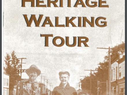 Stonewall Heritage Walking Tour