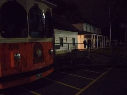 Trolley of Terror Ghost Tours