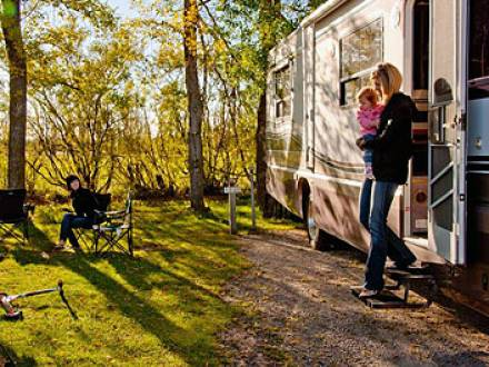 Winkler Campground