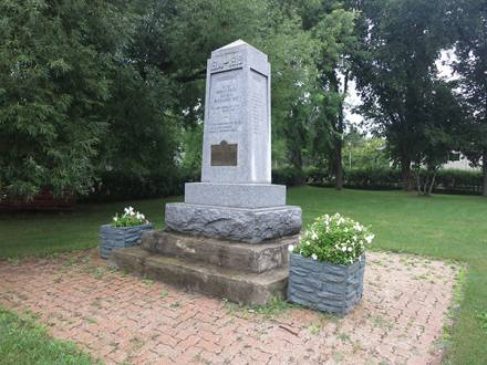 The Historical Walking Tour of Birtle