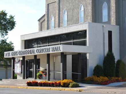 P.W. Enns Centennial Concert Hall