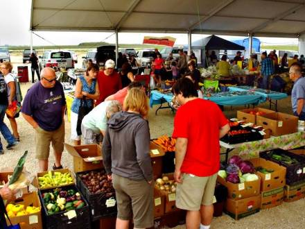 Red River Farmers' Market