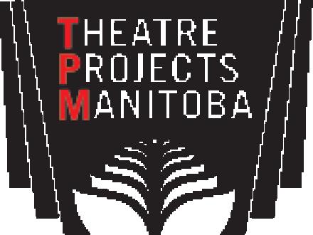 Theatre Projects Manitoba Logo