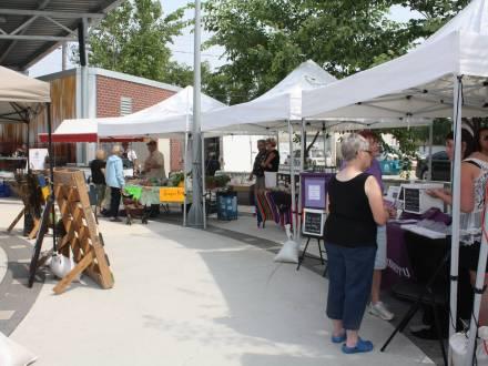 Transcona BIZ Community Market